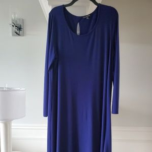 Eileen fisher  Women's  long sleeve dress Size XL
